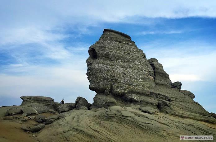 Сфинкс, Горы Бучеджи - природные достопримечательности Румынии