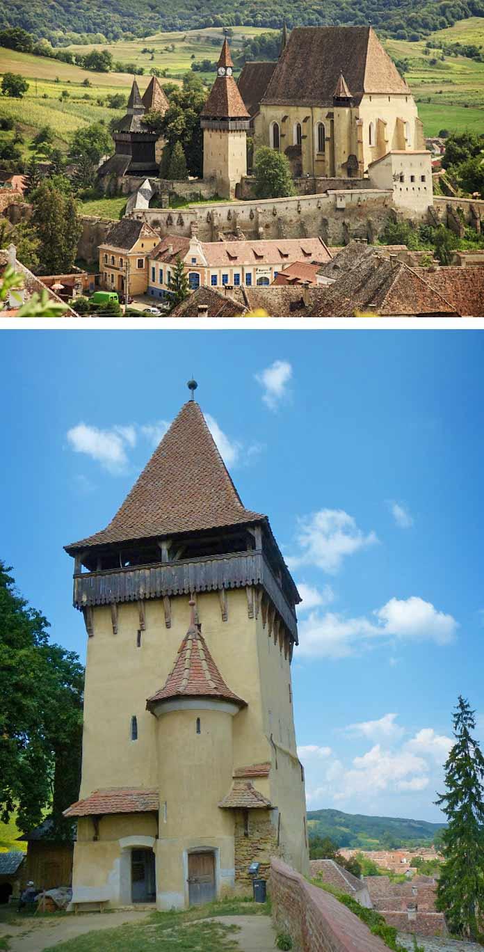 Бертанская крепостная церковь