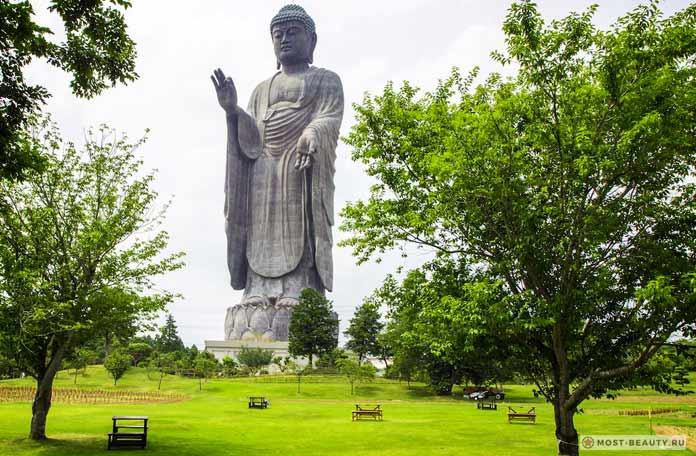 Усику Дайбуцу. Список красивых статуй Будды