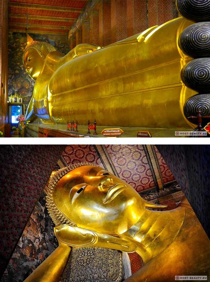 Ват Пхо - одна из лучших статуй Будды