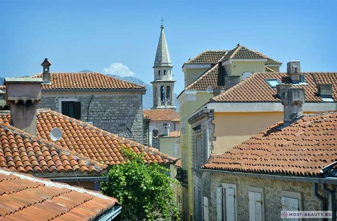 Будва - одно из самых красивых мест Черногории
