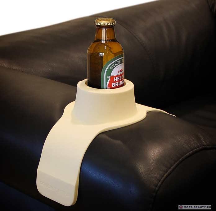Диванный держатель пива