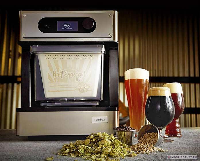 Что подарить любителям пива: Домашняя пивоварня