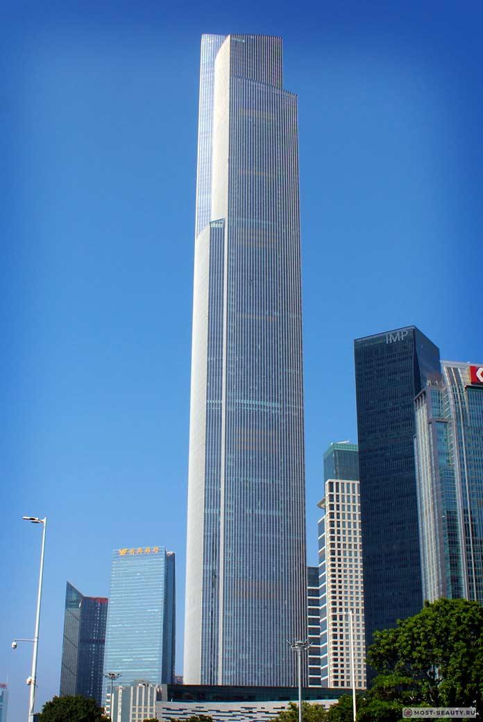 Финансовый центр Гуанчжоу CTF