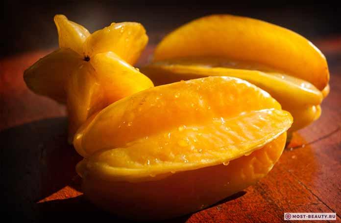 Список самых необычных фруктов