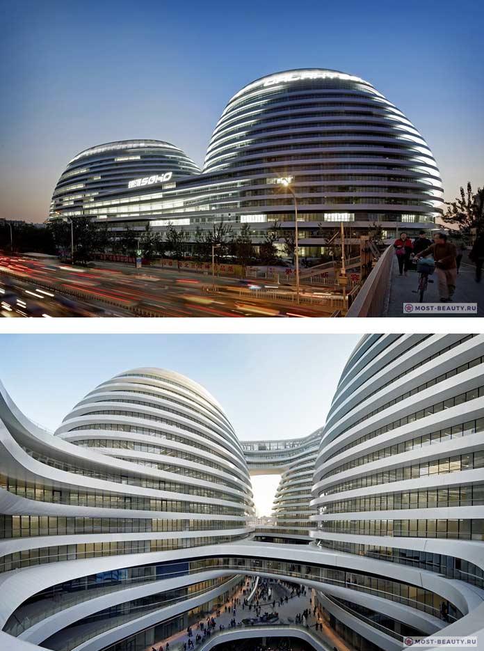 10 зданий Захи Хадид: Галактика Сохо