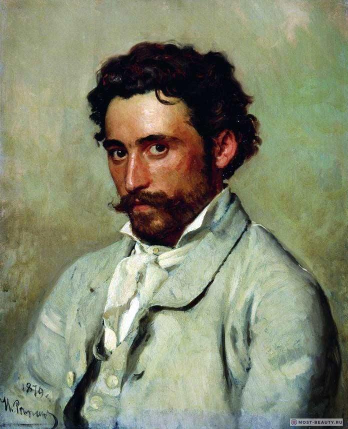 Илья Ефимович Репин.