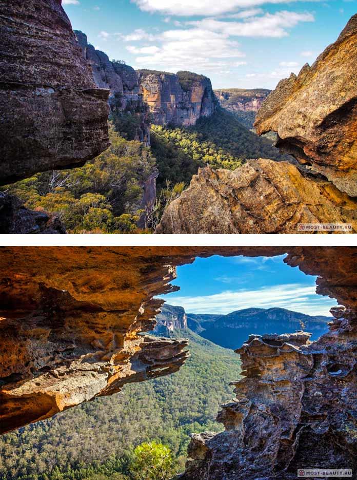 Самые красивые каньоны: Каперти
