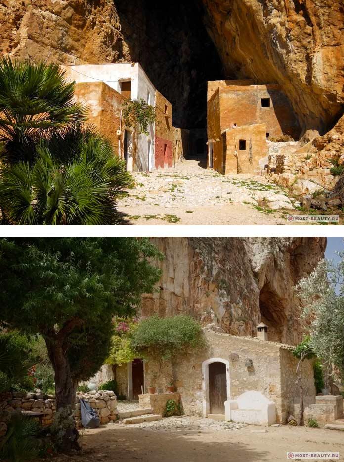 Кустоначи пещеры - один из знаменитых пещерных городов