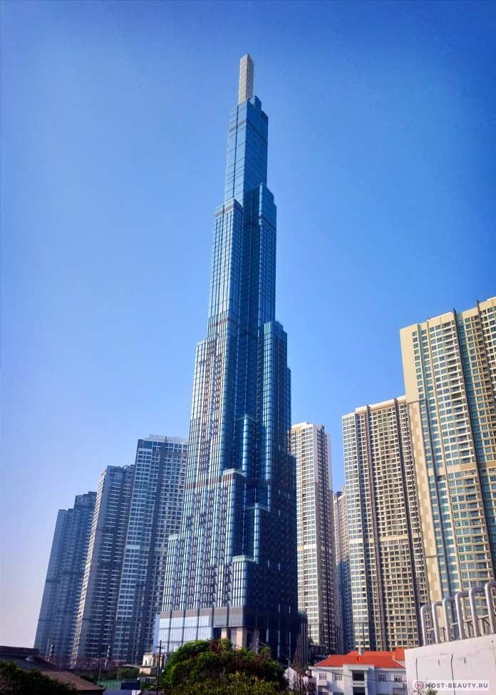 ТОП-15 самых высоких зданий: Landmark 81