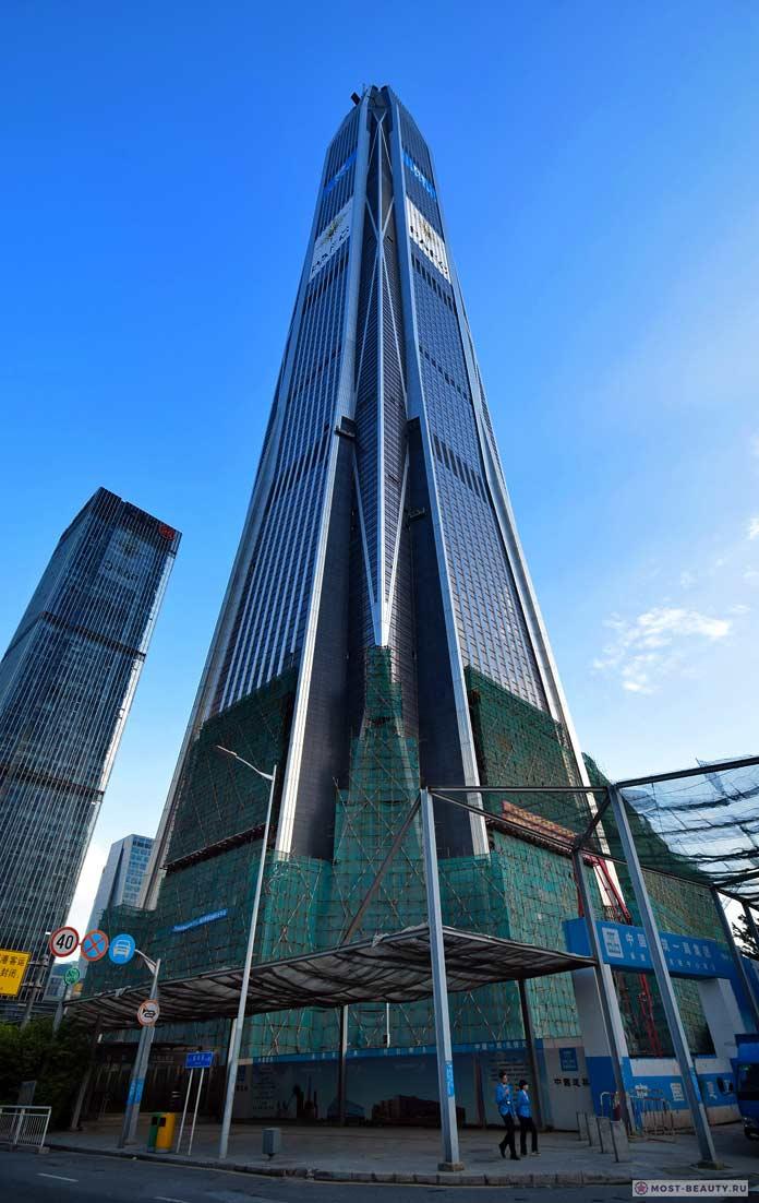 Международный финансовый центр Пинань