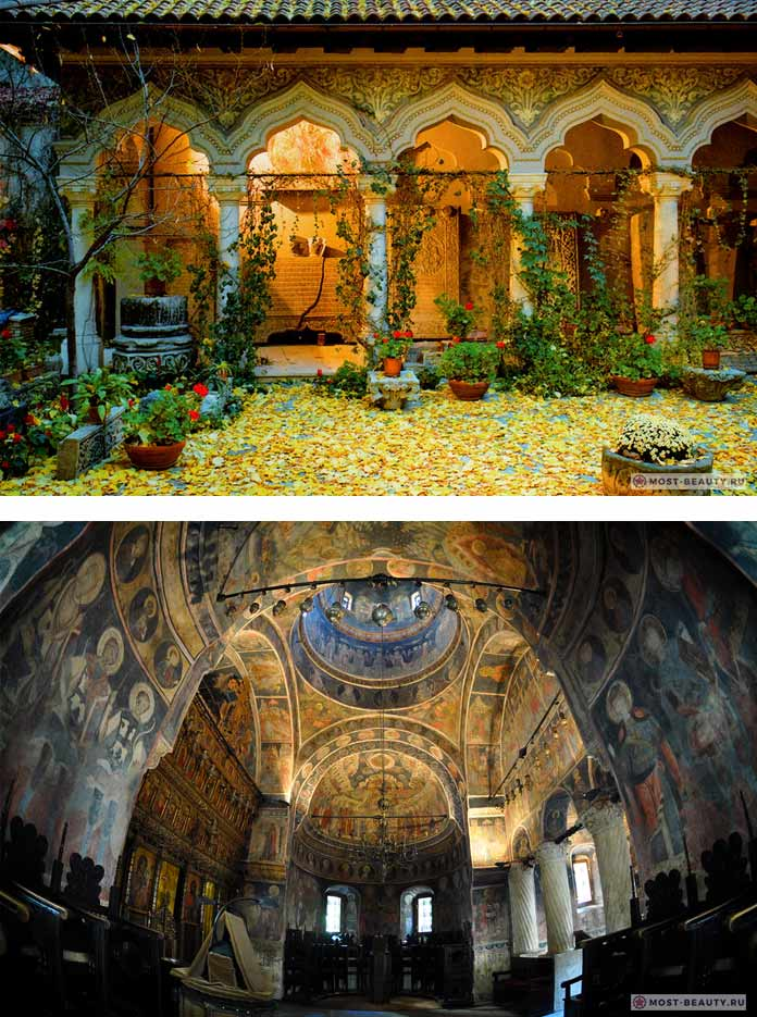 Монастырь Ставрополеос