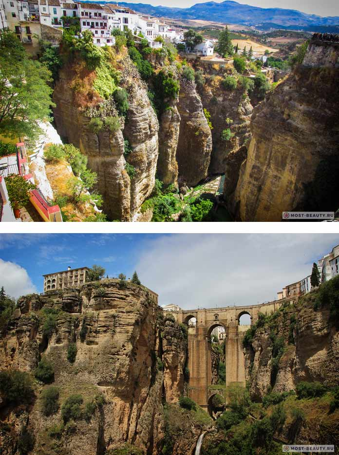 Самые красивые каньоны: Ронду