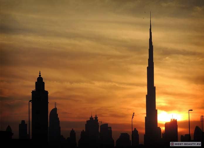 15 самых высоких зданий