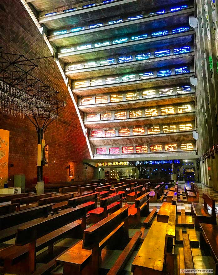 Церковь Эль-Росарио