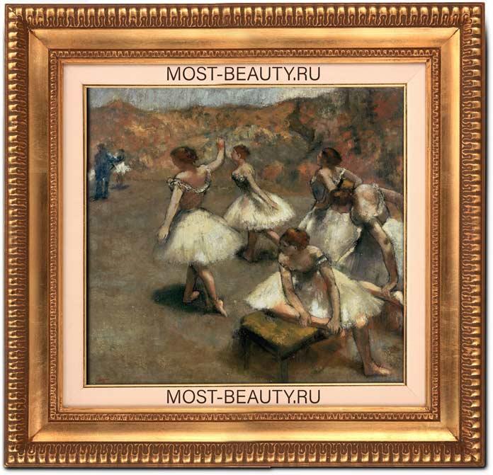 знаменитые картины Эдгара Дега: Танцовщицы