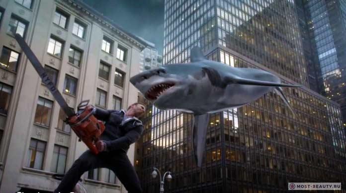 Лучшие фильмы про акул: Акулий торнадо