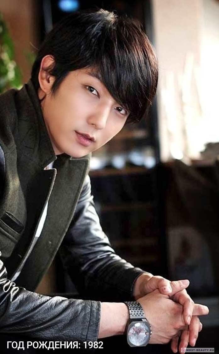 Самые красивые корейские актёры: Ли Джун Ки