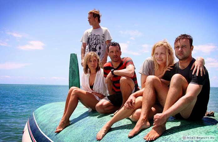 Самые интересные фильмы про акул: Reef