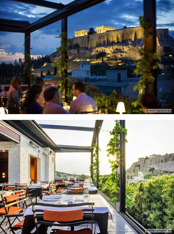 Список баров на крыше с лучшим видом: Ресторан Sense