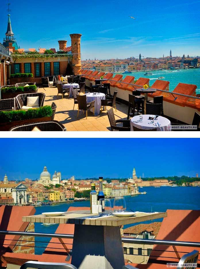 Список баров на крыше с лучшим видом: Skyline Rooftop Bar