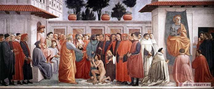Воскрешение сына Теофила