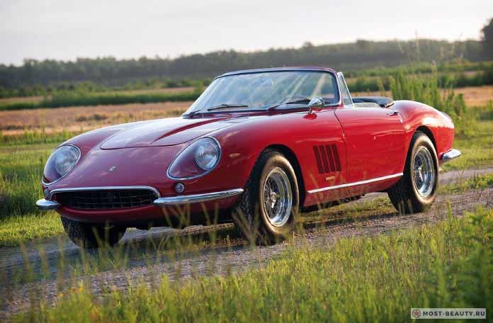 10 лучших моделей Ferrari 275 GTB 1967