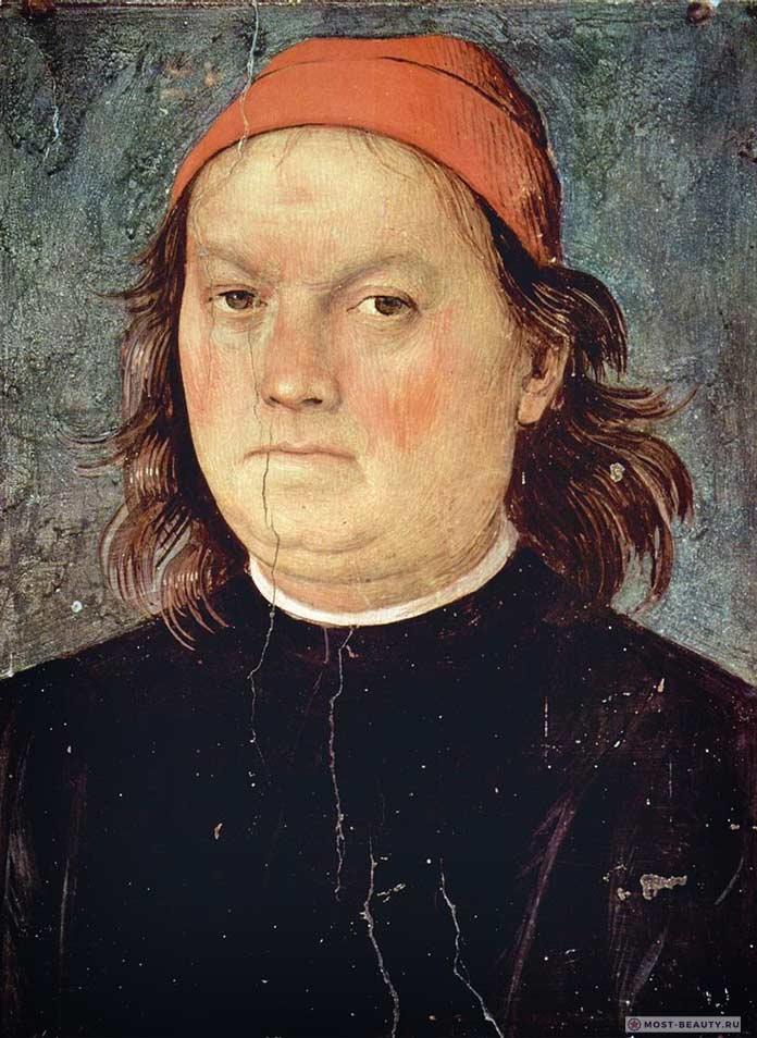 Автопортрет (1497–1500)