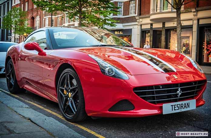 Лучшие 10 моделей Ferrari за всю историю