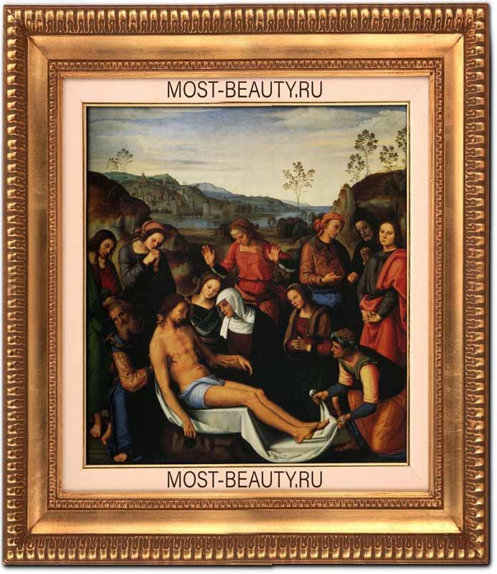 Картины Перуджино: Оплакивание Христа (1495)