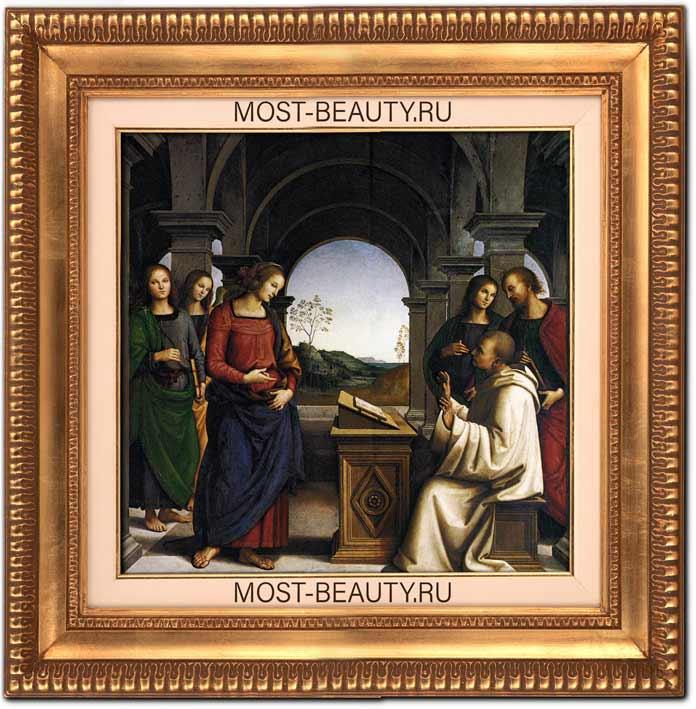 Видение Святого Бернарда