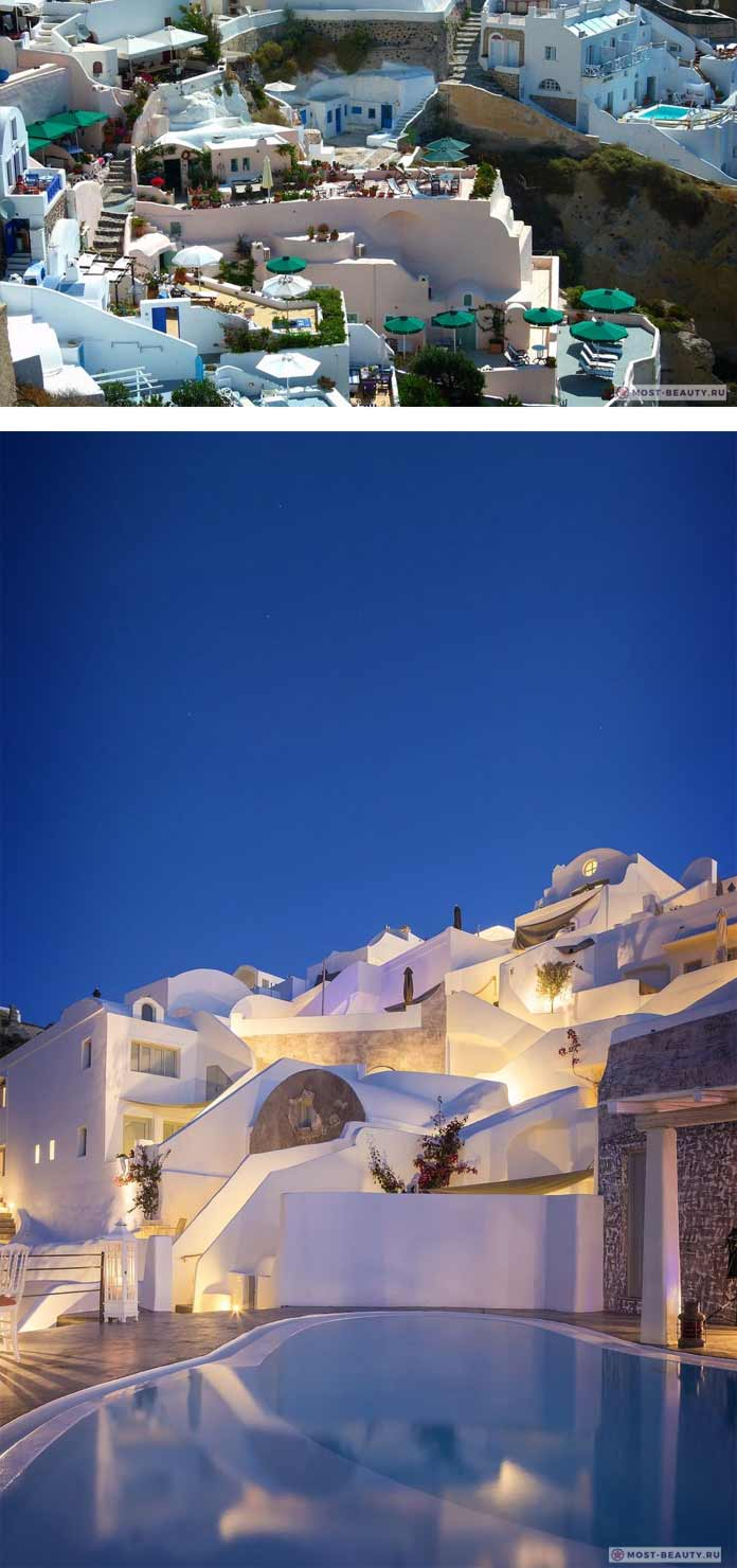 кикладская архитектура