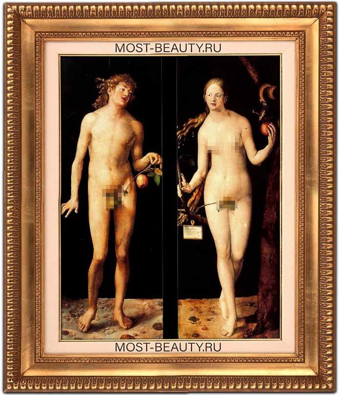 Адам и Ева (1507)