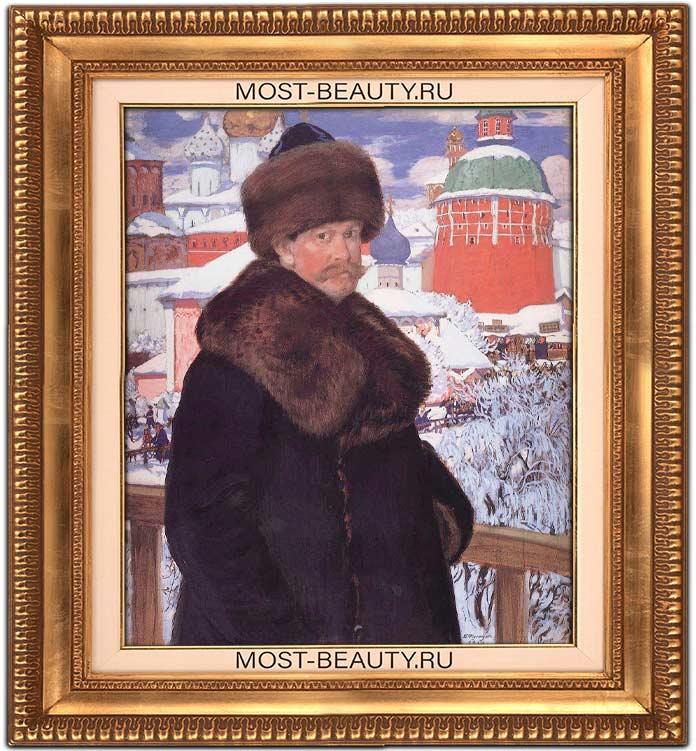 «Автопортрет» 1912