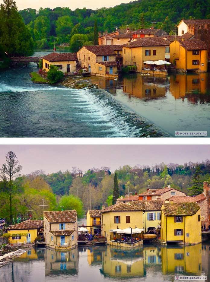 Тихие итальянские деревни: Borghetto