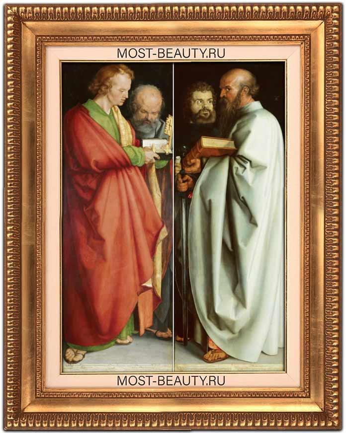 Работы Альбрехта Дюрера: Четыре Апостола (1526)
