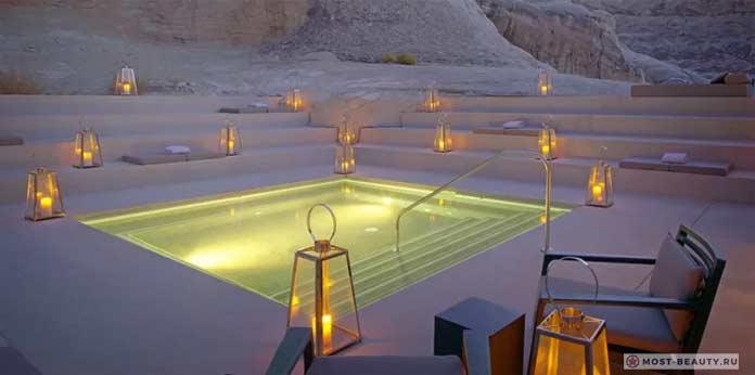 Desert Dream spa - место лучших спа-процедур