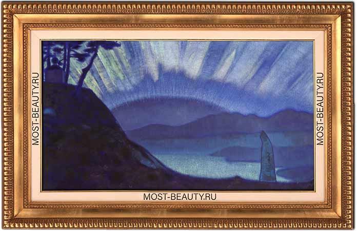 Известные картины Рериха: Мост славы