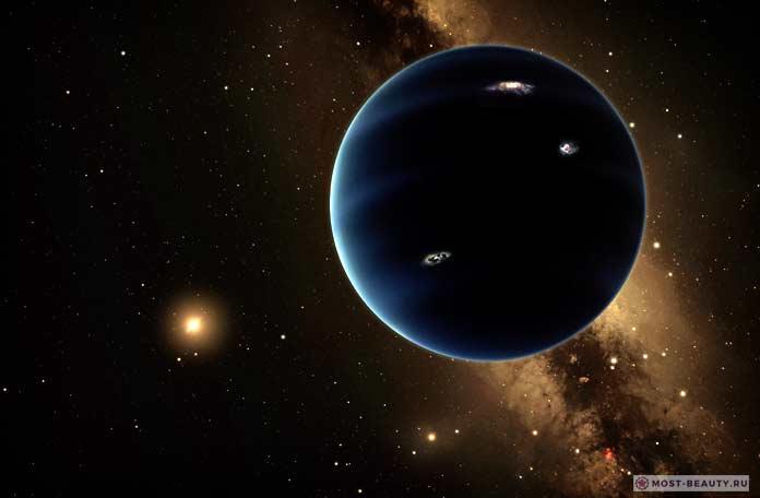 Популярные теории заговора, связанные с космосом: Планета Х