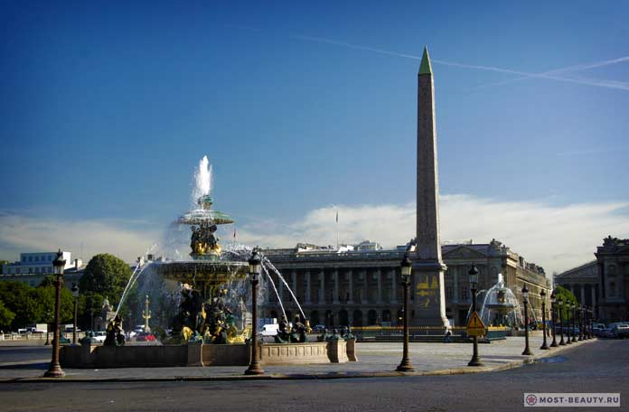 Площади Европы: Площадь в Париже