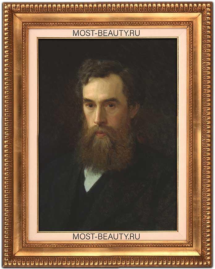 Известные картины Крамского: Портрет Павла Михайловича Третьякова
