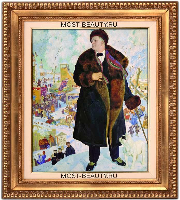 Портрет Шаляпина (1921)