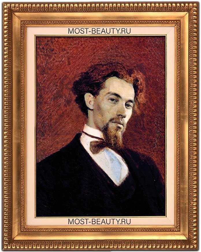 Портрет художника К. А. Савицкого