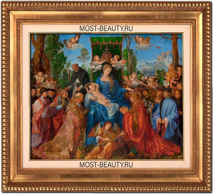 Праздник венков из роз (1506)