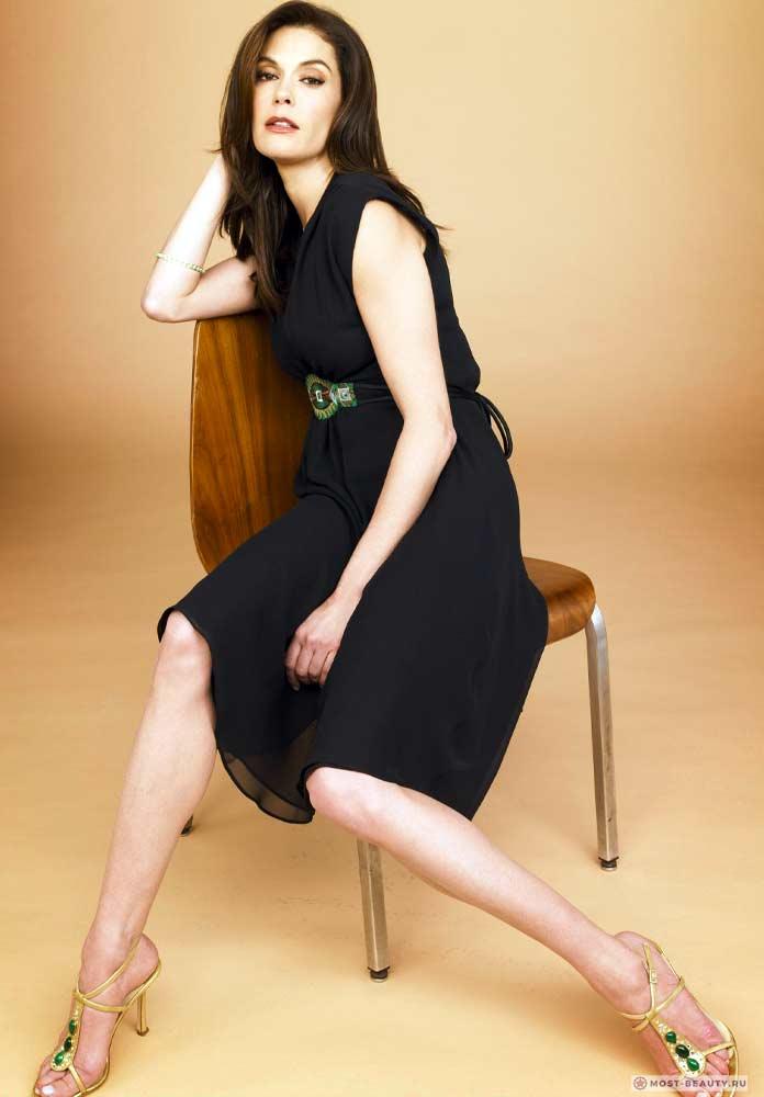 Актрисы сериала «Отчаянные домохозяйки»: Тери Хэтчер
