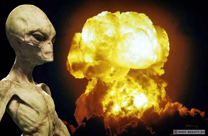 Ядерные пришельцы
