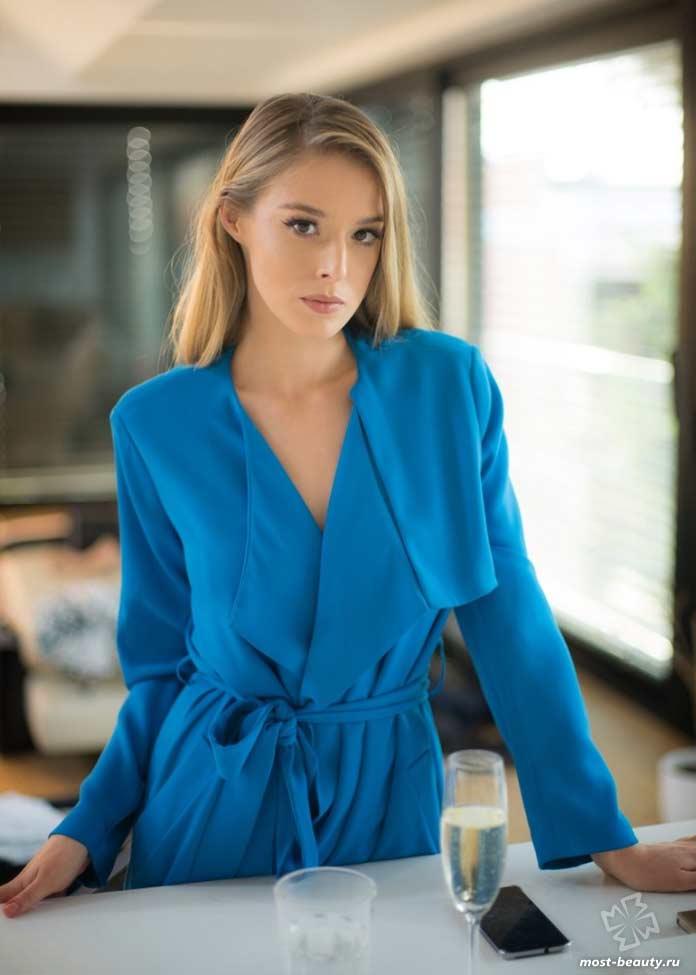 Самые красивые девушки Сербии: Milena Radulovic