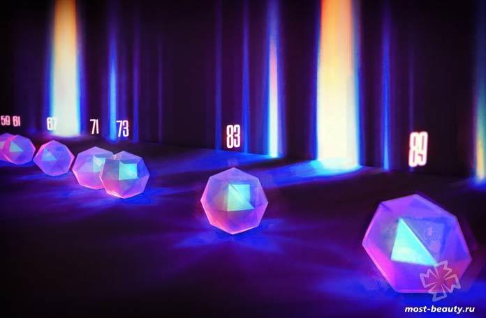 10 историй, связанных с числами: Числа кристаллы