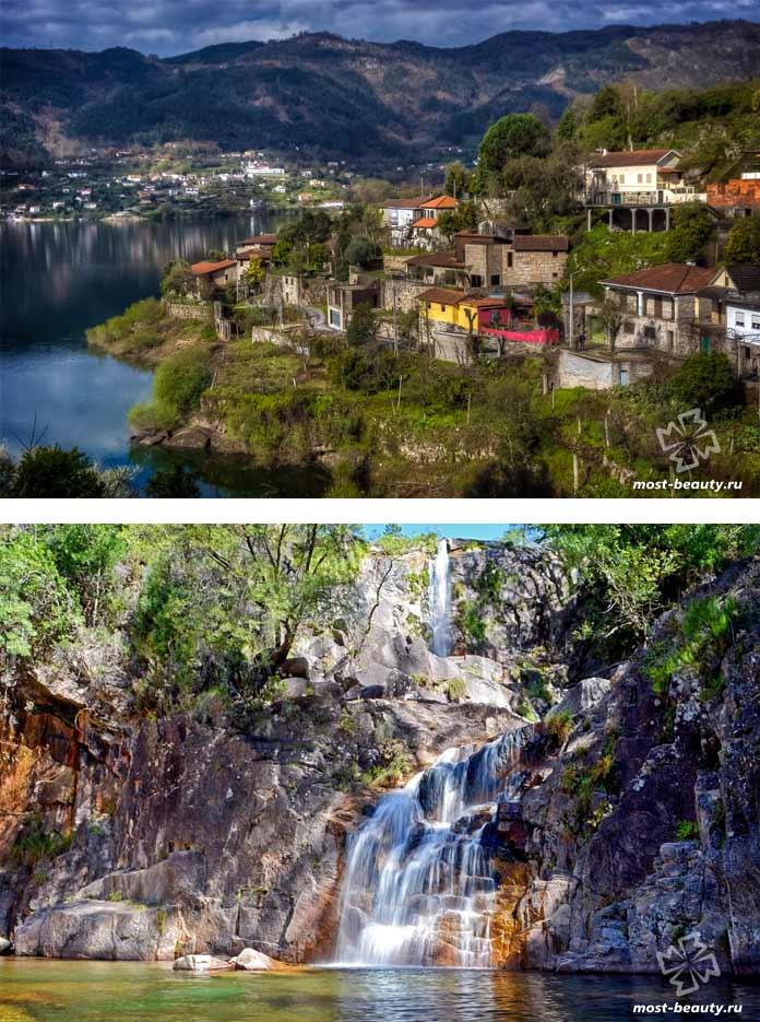 Красивые места Португалии: Герис