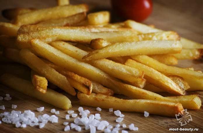 Картошка фри. СС0